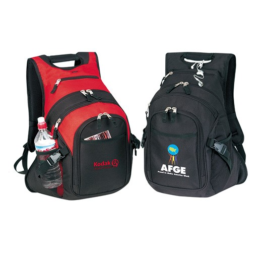 Promotional Deluxe Laptop Backpacks