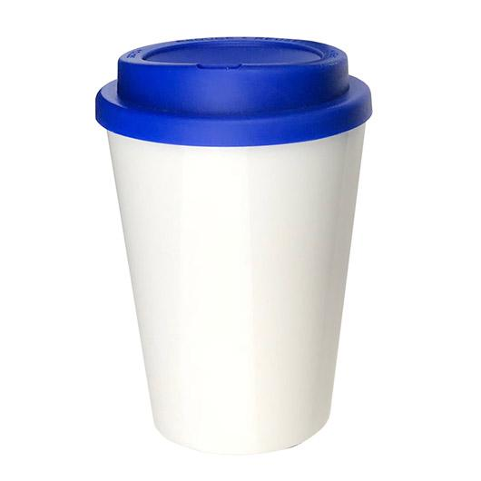 Eco Kuppa Double Wall Blue Cup