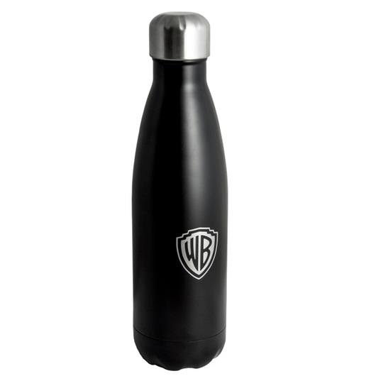 Double Wall Thermal Bottles Black