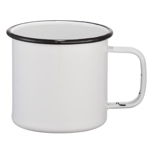 Promotional Enamel Metal Mugs