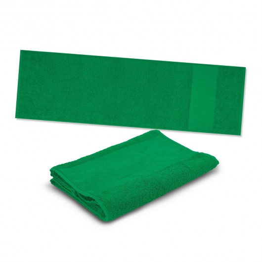 Green Energy Sports Towels