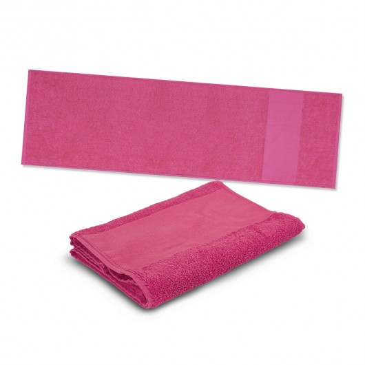 Pink Energy Sports Towels