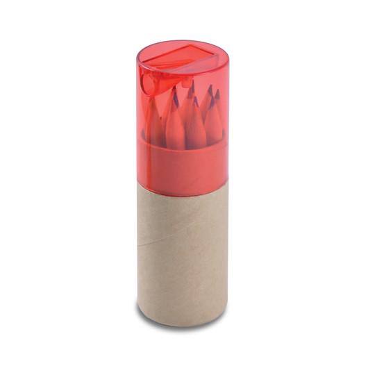 Express Colouring Pencil Tubes