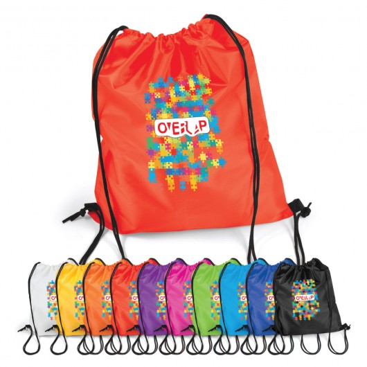 Express Drawstring Backpacks