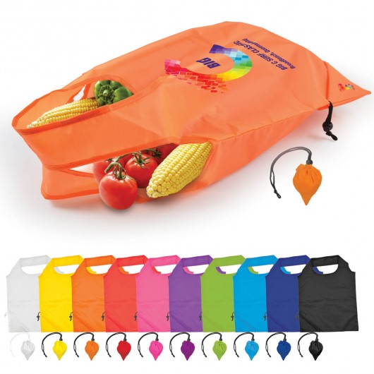 Printed Express Folding Shopping Bags