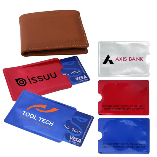 Express RFID Protector Sleeves