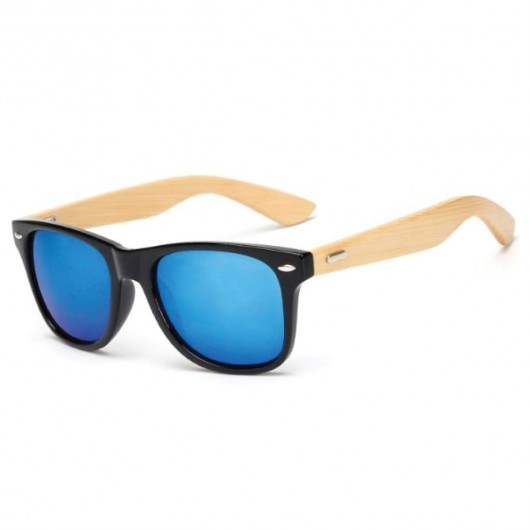 Fashion Bamboo Sunglasses