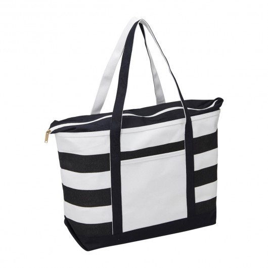 Fashionable Boat Totes Black