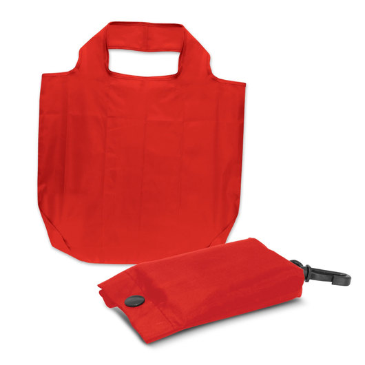 Fold Away Bags Red