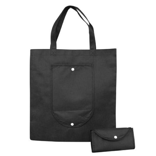 BlackFoldingTote