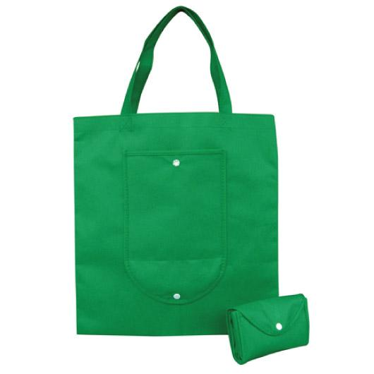GreenFoldingTote