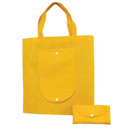 YellowFoldingTote
