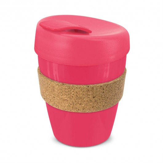 Pink Forrest Cork Cups