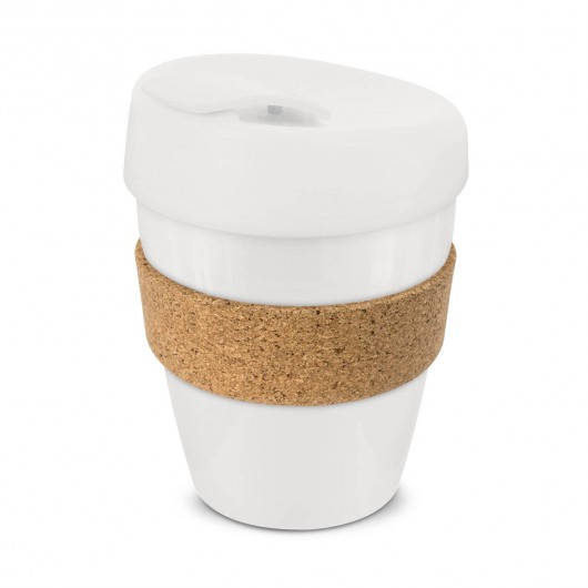White Forrest Cork Cups