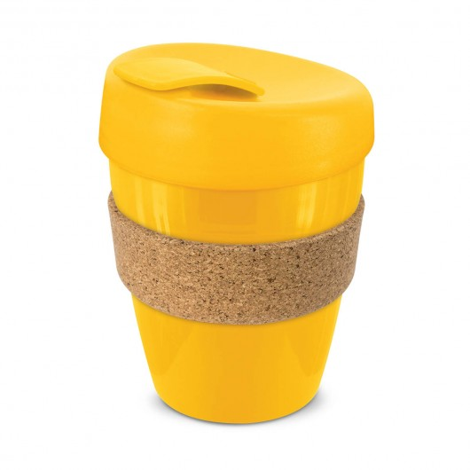 Yellow Forrest Cork Cups