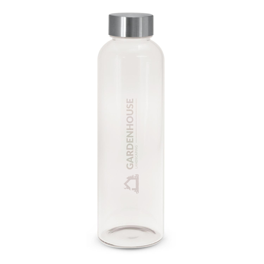 Forrest Glass Drink Bottle Branded