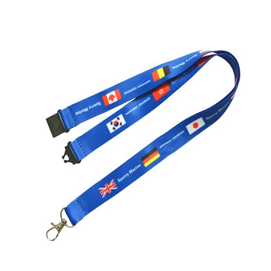 10mm Full Colour Lanyards