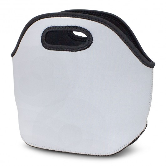 Angle Neoprene Lunch Bags Blank
