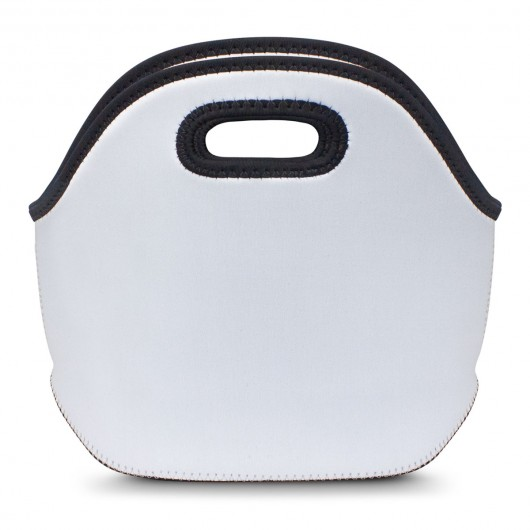 Front Neoprene Lunch Bags Blank