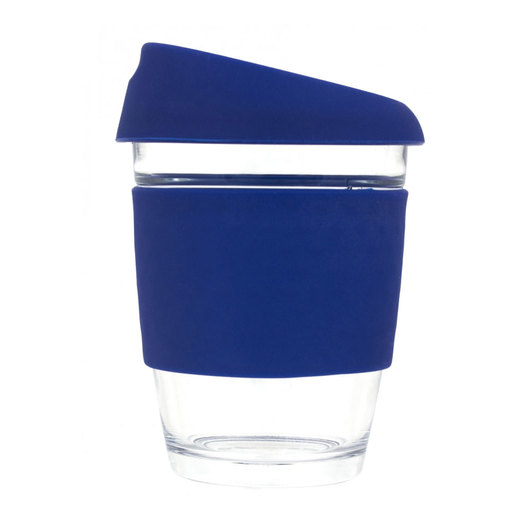 Glass Karma Kup Navy