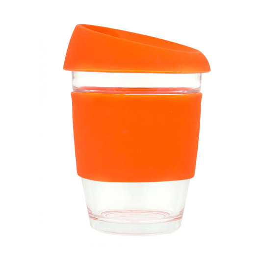Glass Karma Kup Orange
