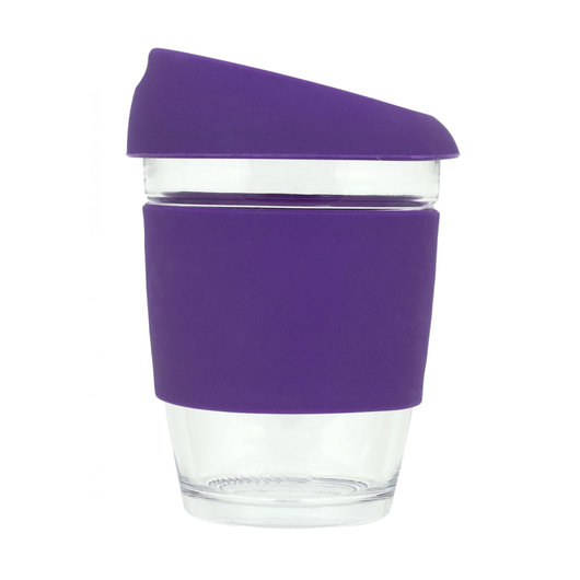 Glass Karma Kup Purple