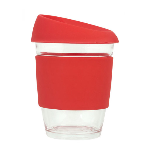 Glass Karma Kup Red