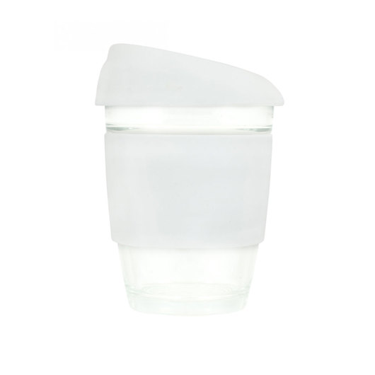 Glass Karma Kup White