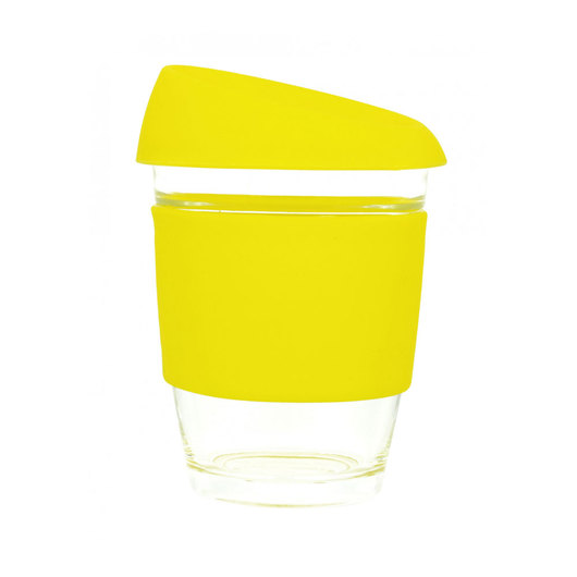 Glass Karma Kup Yellow