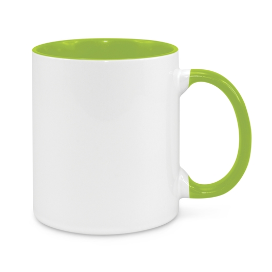 Granada Premium Mugs Bright Green