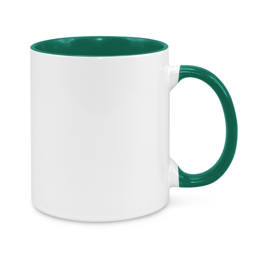 Granada Premium Mugs Dark Green