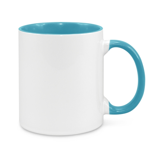 Granada Premium Mugs Light Blue