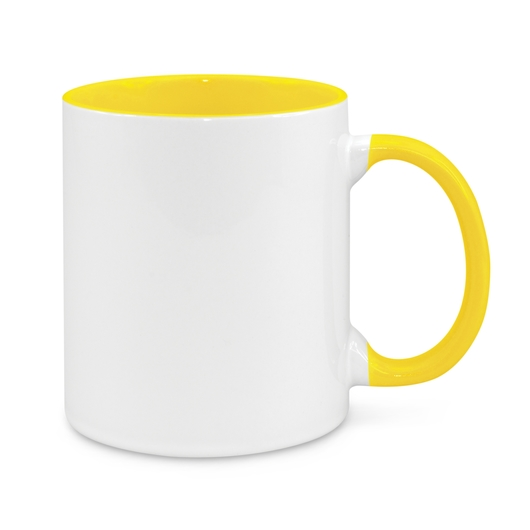 Granada Premium Mugs Yellow
