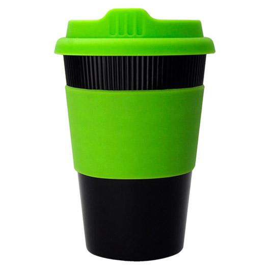 Grande Eco Kuppa Black Green