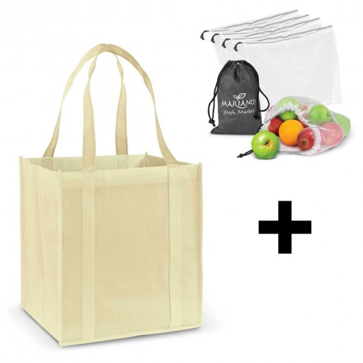 Natural Grocery Shopping Packs