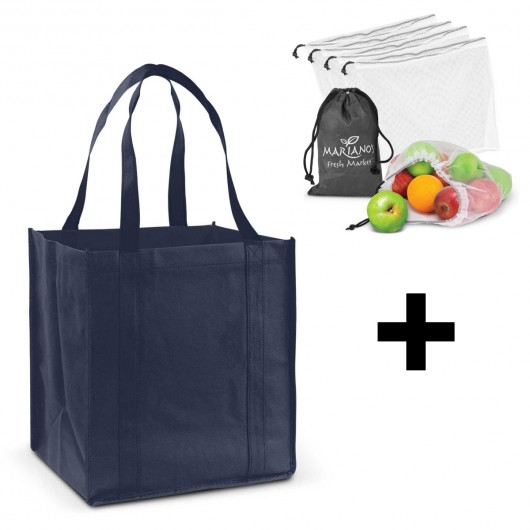 Navy Grocery Shopping Packs
