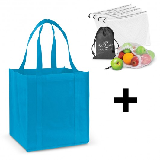 Process Blue Grocery Shopping Packs