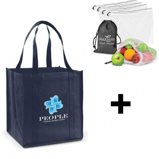 Promotional Grocery Shopping Packs Hero