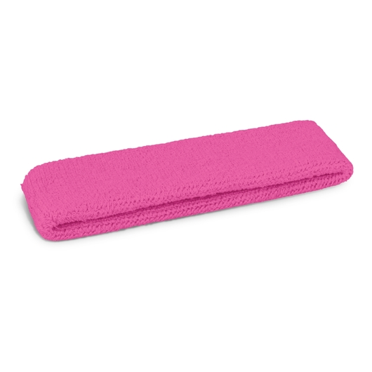 Head Sweat Bands Pink