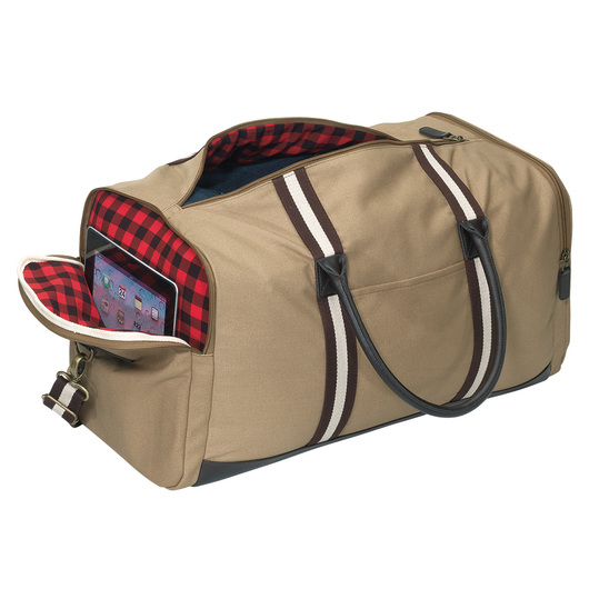 Heritage Canvas Duffle Bags