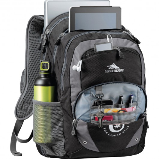 High Sierra Fly openBy Backpacks