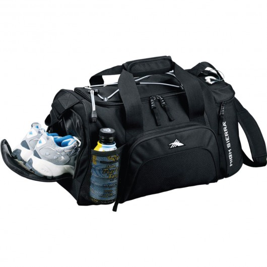 High Sierra Sports Duffle lifestyle image