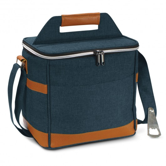 Navy Tan Highlands Cooler Bags