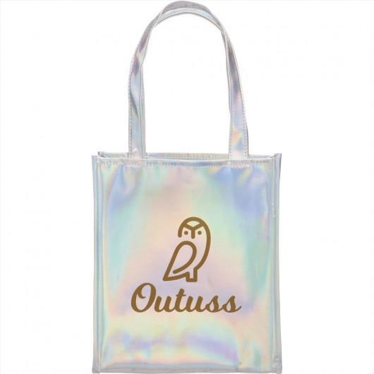 Promotional Holographic Gift Totes