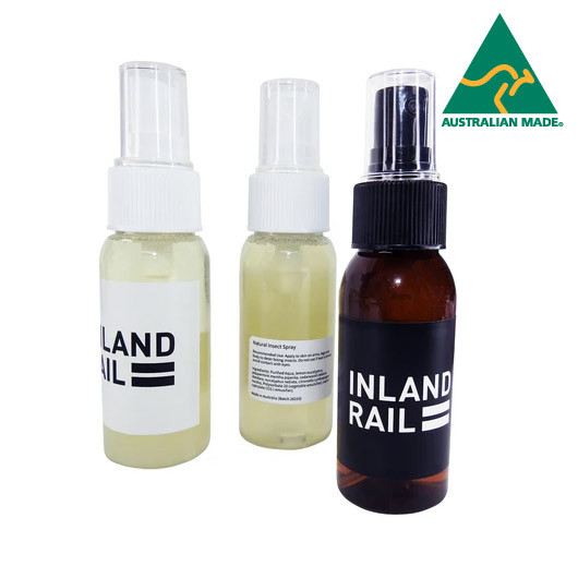 Promotional Insect Spray Bottles