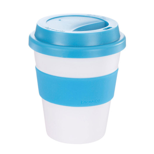 Karma Kup White Blue