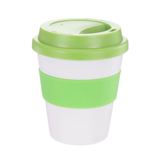 Karma Kup White Green