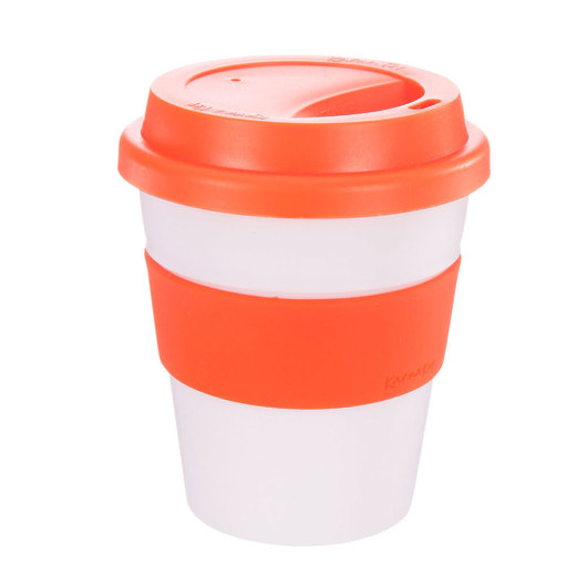 Karma Kup White Orange