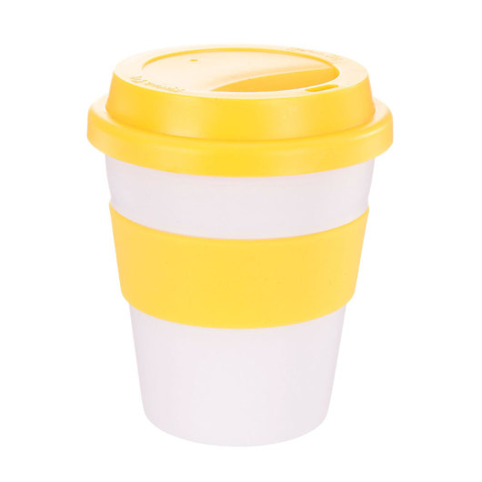 Karma Kup White Yellow