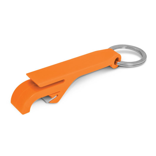 Bottle Opener Keyrings Orange
